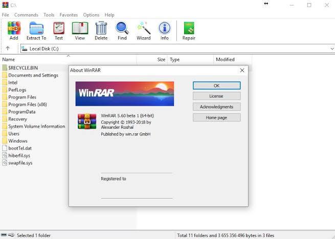 WinRAR 6.01 With Crack Full [Latest] Download